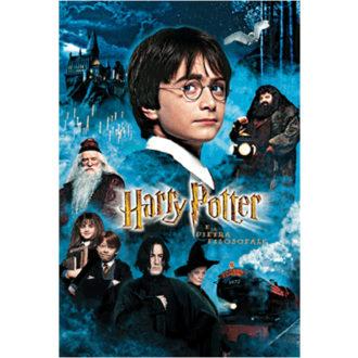 3Dポストカード ハリー・ポッター 001 Movie Poster01