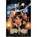 3Dポストカード ハリー・ポッター 002 Movie Poster02