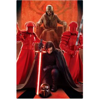 3Dポストカード スター・ウォーズ エピソード8/最後のジェダイ 022 Crimson The First Order