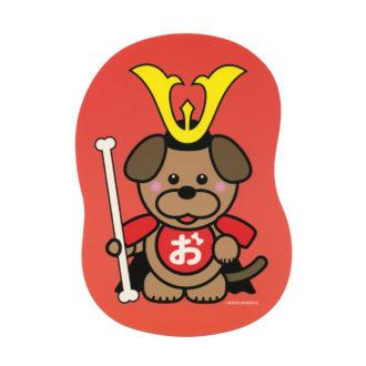 ご当地キャラクターポストカード 名古屋 おけわんこ