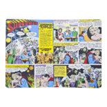 DCコミックス B6糸綴じノート SUPERMAN