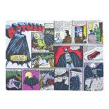 DCコミックス B6糸綴じノート BATMAN