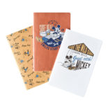 サーフスタイル/ミッキー ミニノート3冊セット A