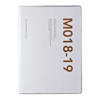2018年4月始まり コネクトグラフィック CONNECT GRAPHIC V2510 Ink 1ヶ月ブロック 薄型 B6 ホワイト