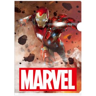 MARVEL 3Dクリアファイル-003 アイアンマン Iron Man