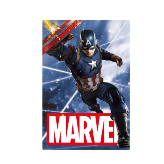 MARVEL 3Dポストカード-004 キャプテンアメリカ Captain America