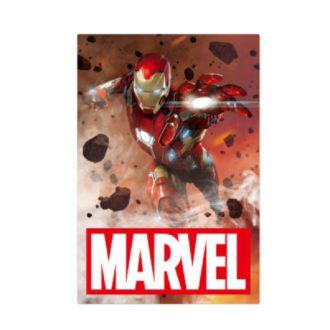 MARVEL 3Dポストカード-003 アイアンマン Iron Man