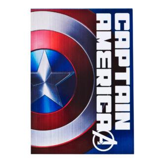 キャプテンアメリカ Captain America A7メモ MARVEL
