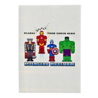 アベンジャーズ Avengers A7メモ MARVEL