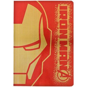 アイアンマン Iron Man B6ノート MARVEL