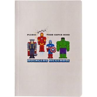 アベンジャーズ  Avengers B6ノート MARVEL