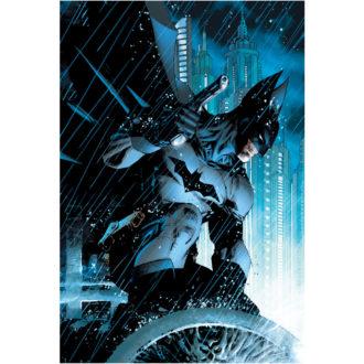 DCコミックス 3Dポストカード バットマン BATMAN ART