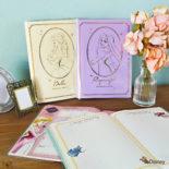 2019年1月始まり ディズニー Disney Diary E6110 マンスリー プリンセス・ダイアリー A6 アリエル