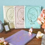 2019年1月始まり ディズニー Disney Diary E6111 マンスリー プリンセス・ダイアリー A6 オーロラ