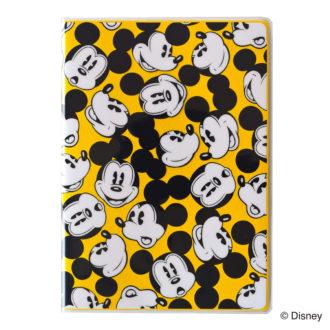 2019年1月始まり ディズニー Disney Diary E6114 1週間+横罫 フェイスミックス B6 ミッキー