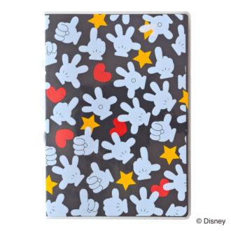 2019年1月始まり ディズニー Disney Diary E6116 1週間+横罫 フェイスミックス B6 ハンド