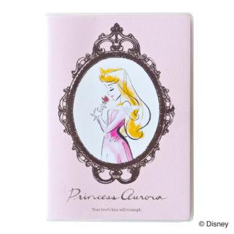 2019年1月始まり ディズニー Disney Diary E6120 1週間ブロック プリンセス・ダイアリー B6 オーロラ