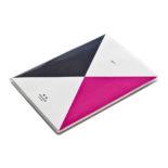 2019年1月始まり コネクトグラフィック CONNECT GRAPHIC V2546 1ヶ月ブロック ORION B6 薄型 ピンク