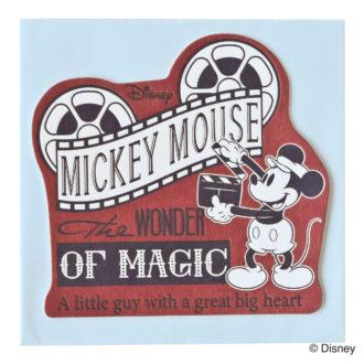 ミッキーマウス生誕90周年商品 メッセージカード ミッキー2 S4476