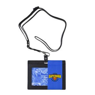 DCコミックス スーパーマン SUPERMAN IDカードフォルダー N1631