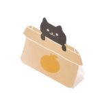 つつむ付箋 Cat S2277