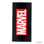 MARVEL Logo Black/ハンディピック Handy pick 方眼 L C5130