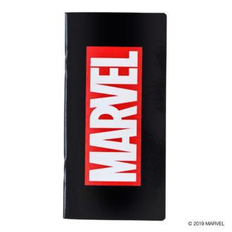 MARVEL Logo Black/ハンディピック Handy pick 方眼 L C5130
