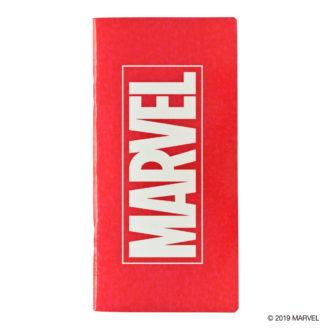 MARVEL Logo Red/ハンディピック Handy pick 方眼 L C5131