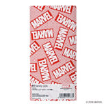 MARVEL Logo Pattern/ハンディピック Handy pick 方眼 L C5133