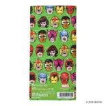 MARVEL Heroes Pattern/ハンディピック Handy pick 方眼 L C5139
