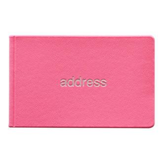 薄型アドレス ピンク G7004