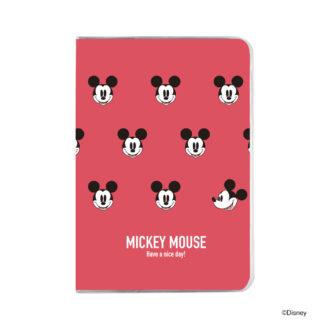 2020年1月始まり ディズニー©Disney Diary B6マンスリー ミッキー パターン E6148Y