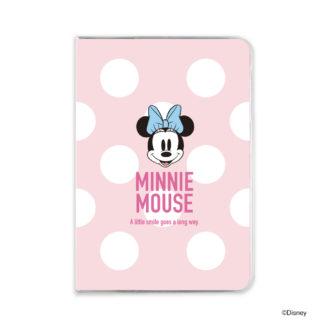2020年1月始まり ディズニー Disney Diary B6マンスリー ミニー 水玉 E6149