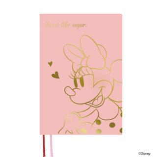 2020年1月始まり ディズニー©Disney Diary B6 1週間+横罫 ミニー E6141Y