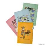 ディズニー・ピクサー TOY STORY4 ウッディ A4クリアファイル N1672
