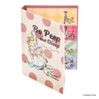 ディズニー・ピクサー TOY STORY4 ボー・ピープ 付箋セット N1681