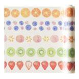 ペンケースに入るマスキングテープ Fruits N1831