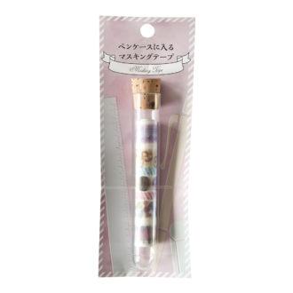ペンケースに入るマスキングテープ Sweets N1832