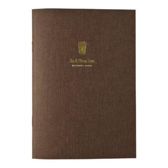 朝とコーヒーと日記帳 R2257