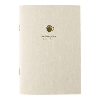 夜とカフェ・オレと日記帳 R2258