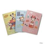 ディズニー家計簿 A5 ミッキー&ミニー J2120