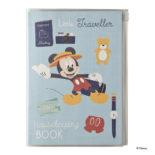 ディズニー家計簿 A5 ミッキー J2121