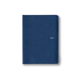 2021年1月始まり アポイント Appoint E8406 1週間 手帳サイズ ネイビー